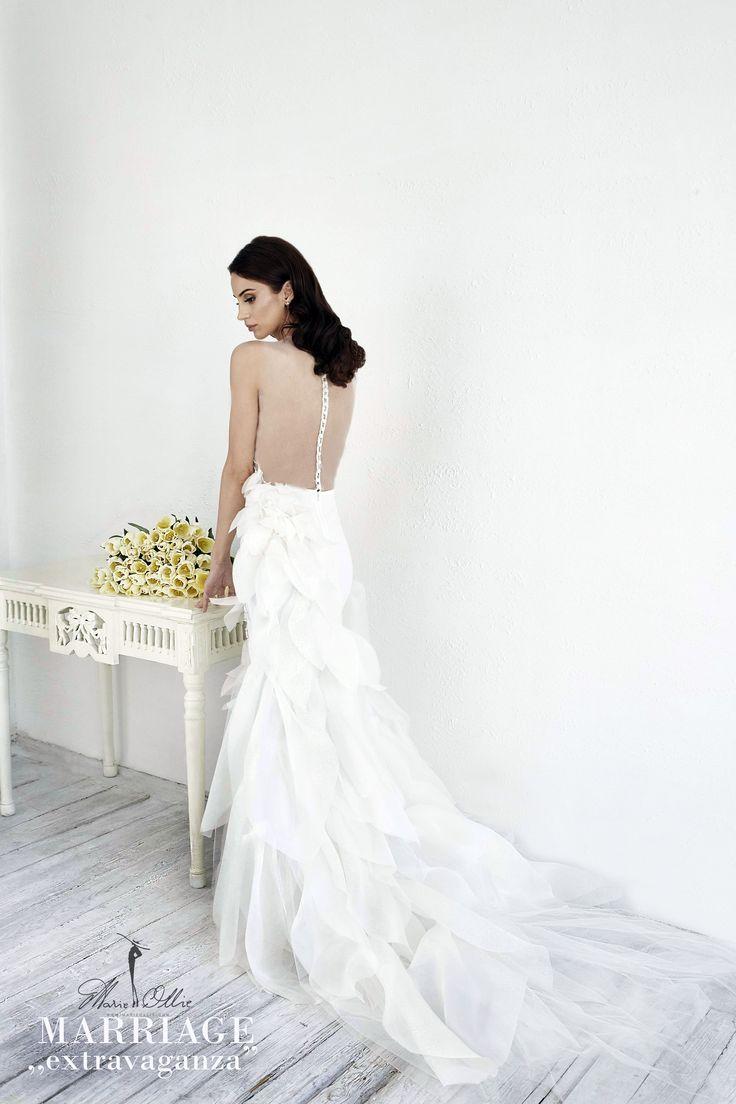 """Marie Ollie, Mariage ,,extravaganza"""", wedding dress, bride"""