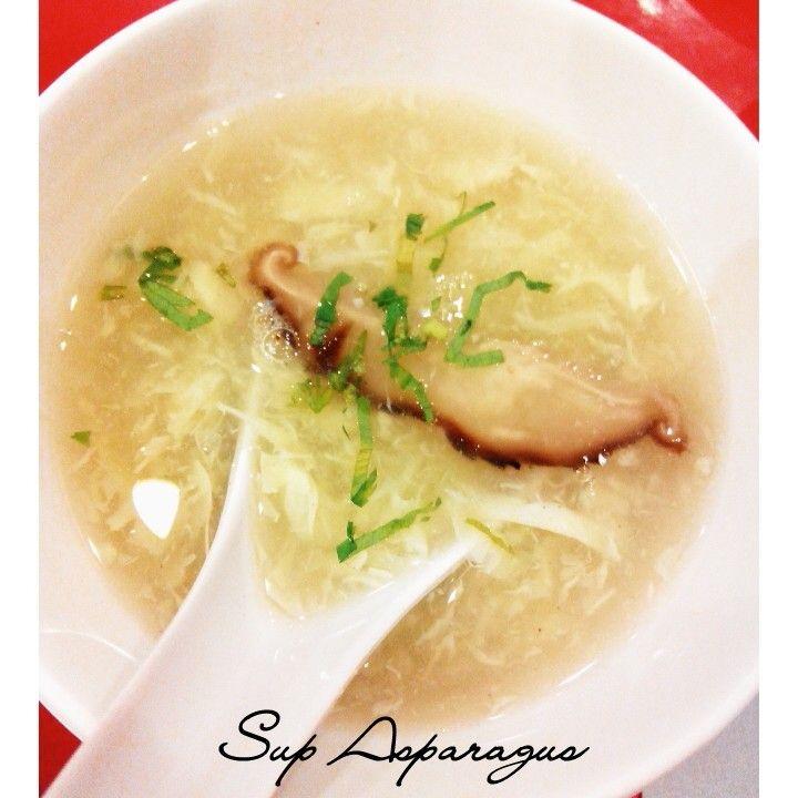 Sup asparagus