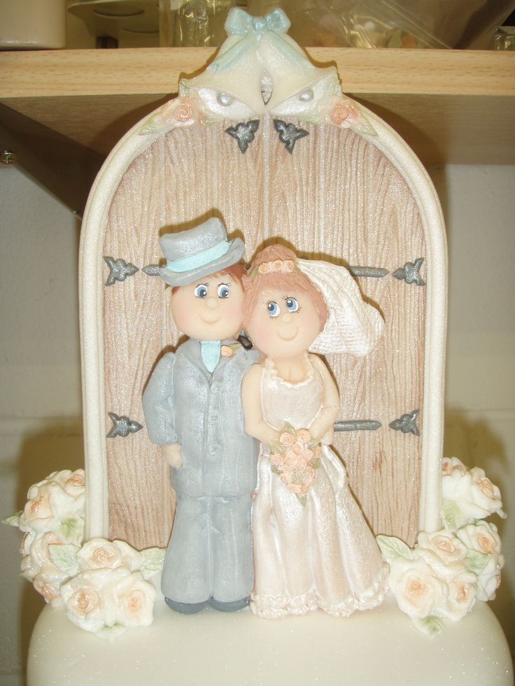 wedding cake topper moulds and groom wedding cake topper i made using our 26362