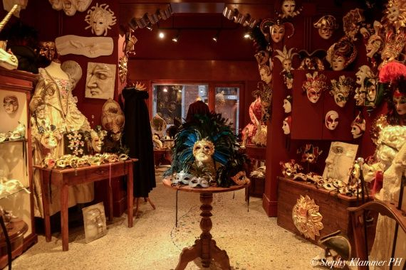 Atelier Marega 威尼斯手工面具