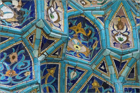 Arabic Mosaic Mosque