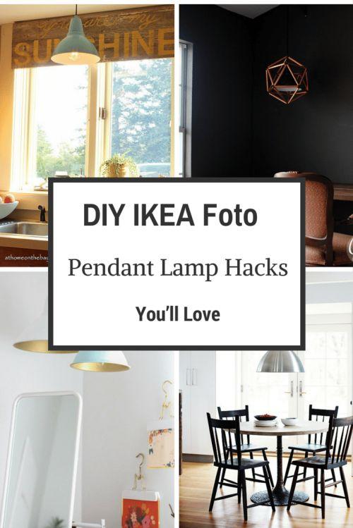 9 best ✪ IKEA HACKS Lights images on Pinterest