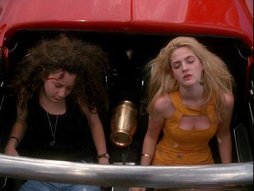 Drew Barrymore en Poison Ivy