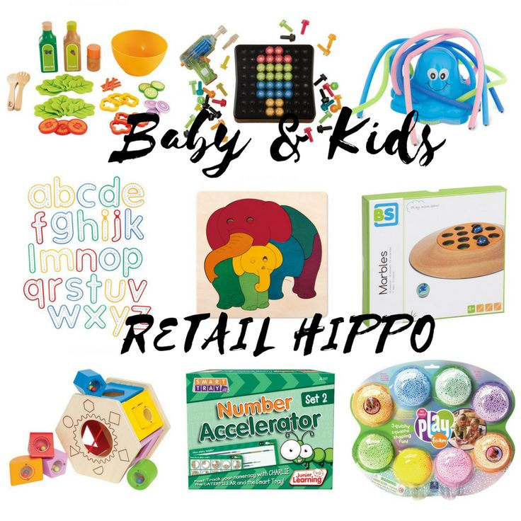 Retail Hippo is the ultimate destination for Baby & Kids Wooden Toys, Games, Puzzles & much much more!  All our products meet Strict Australian Standards. Shop Now, Enjoy Now, Pay Later - #Afterpay,  #Zippay & #oxipay Available