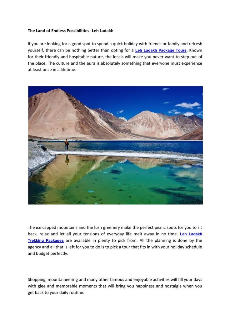 Leh ladakh tours packages  Kailash Expeditions is a decade old destination management company , where we sell & promote Himalayas (especially Kashmir , Ladakh , Himachal , Sikkim ) as a spiritual , adventure and cultural destination.