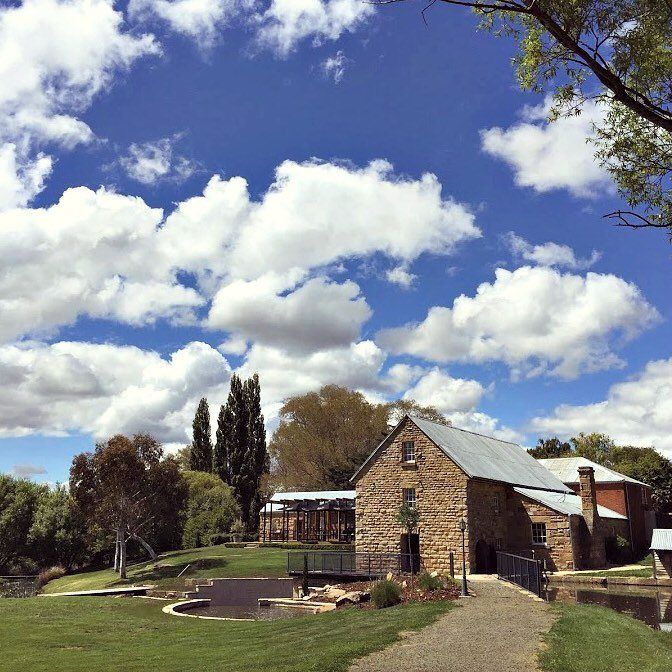 Nant Distillery Whisky Estate, Bothwell ~ article and photo for think-tasmania.com ~ #Tasmania #Bothwell #whisky #foodie #ediTAS #distillery #lunch #Atrium #CellarDoor #heritage #mill