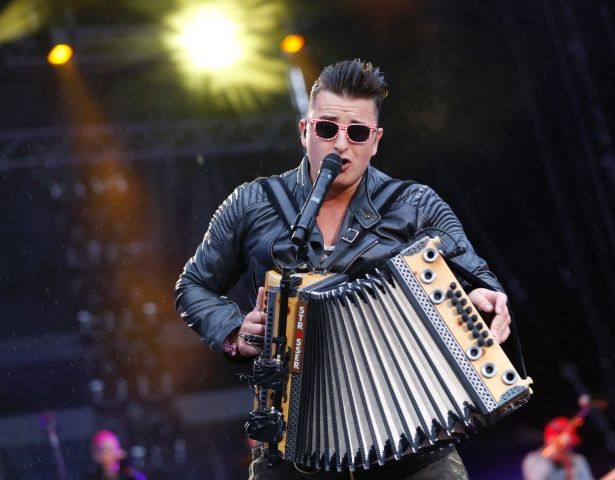 Rock'n'Roll und Lederhose: Andreas Gabalier in Nürnberg