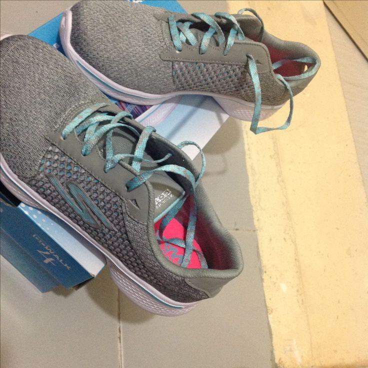 My new Skechers sports shoe for kids