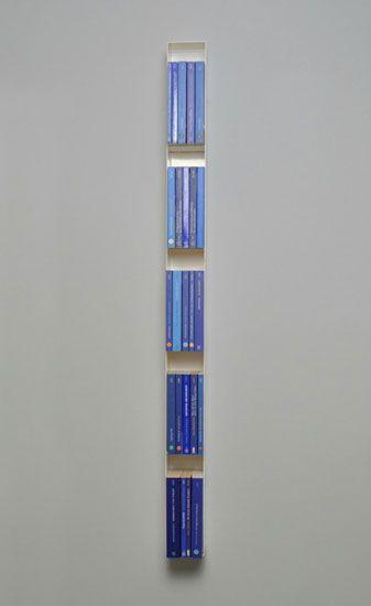 Slim Wall Shelf.
