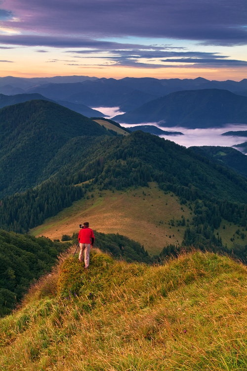 Mala Fatra National Park, Slovakia - by Lubomir Majersky