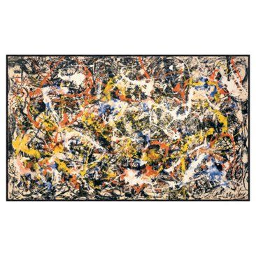 Check out this item at One Kings Lane! Jackson Pollock, Convergence