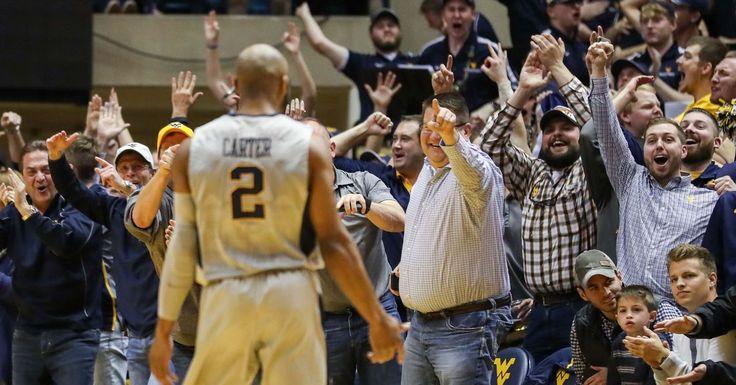 No. 20 West Virginia Beats Up On No. 12 Texas Tech On Senior Night - The Smoking Musket