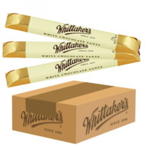 Whittaker's Chocolate candy bar colours
