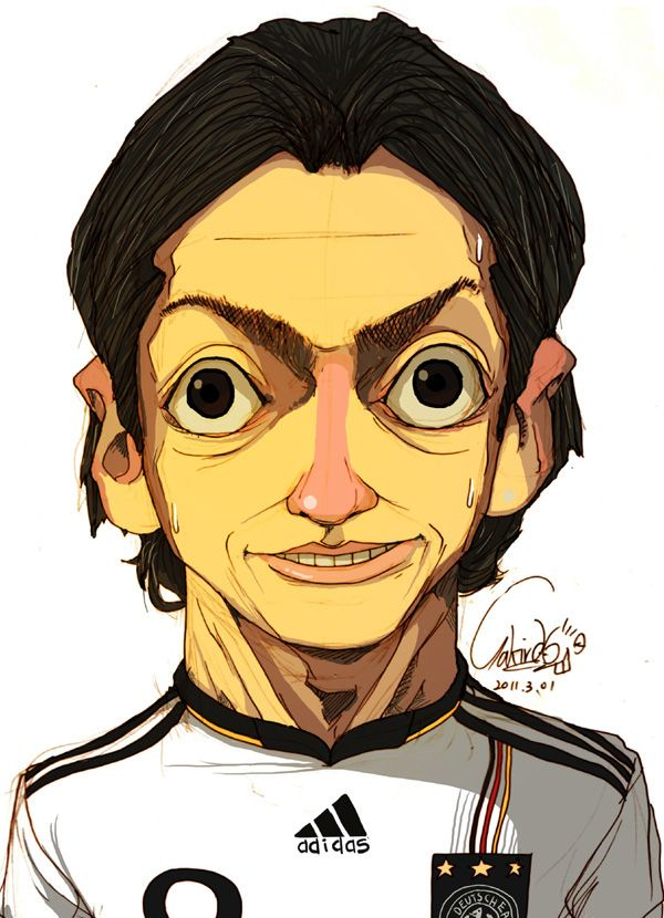 Special Soccer Player 3 on Behance
