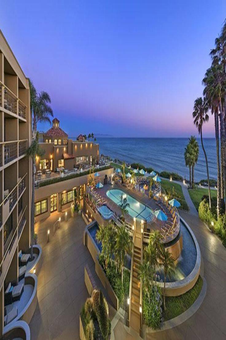 The Cliffs Hotel And Spa Is Located On