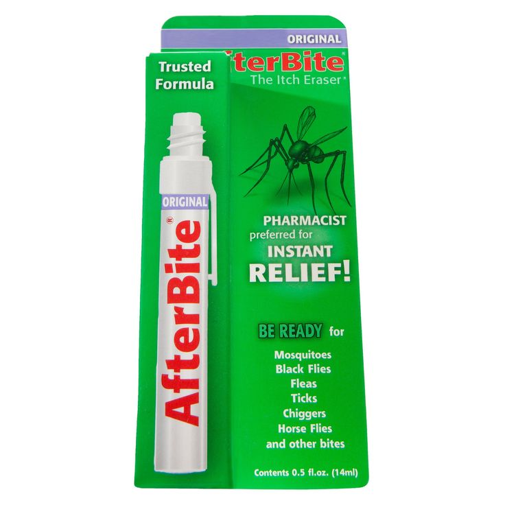 Afterbite Insect Bite Treatment - 0.5oz