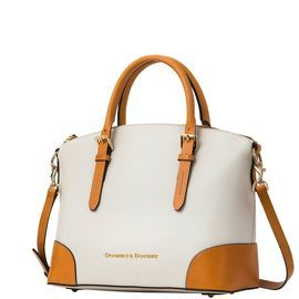 Dooney & Bourke   Must Have Fashion    White and Gray   White and Gray Handbag   White and Gray Accessory   White and Gray Accessories   White and Gray Purse   Fashion   Style
