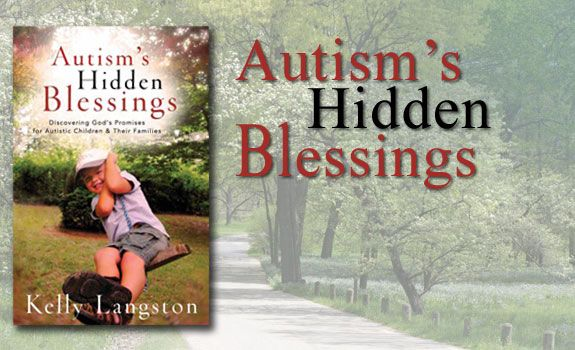 GREAT BOOK that I would recommend to anyone that has a child, grandchild, cousin, etc. with autism.