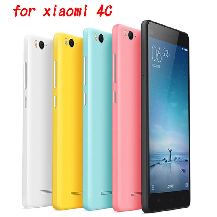 7 best images on pinterest mobile for xiaomi mi4c case original style door housing replacement battery hard pc back cover for xiaomi fandeluxe Images