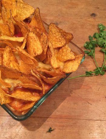 Een heerlijk recept voor een gezonde en vegetarische Mexicaanse ovenschotel. Vol…