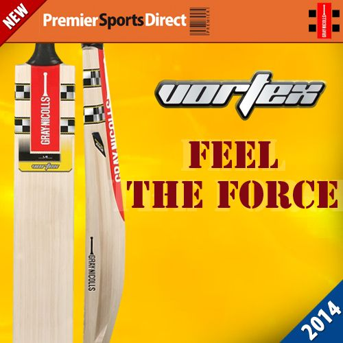 Power in abundance: Unique side-edge shaping allows a huge profile with an amazing pick-up and balance. #cricket #sports