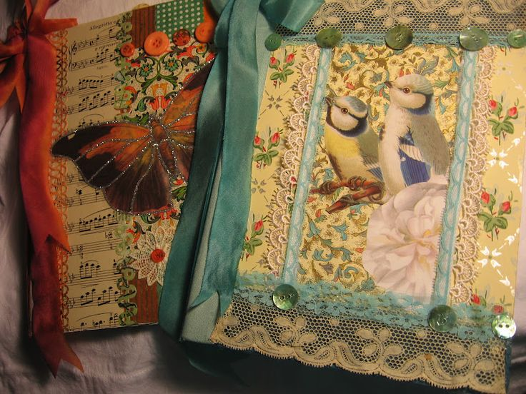 altered book studio.....: Altered Composition Book Swap