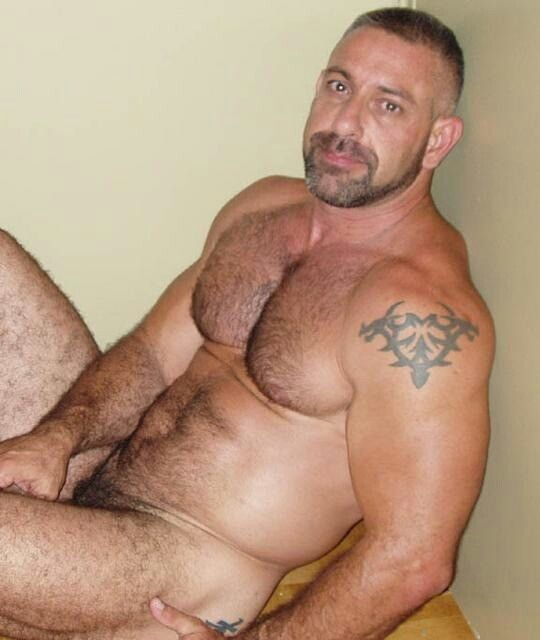 Butch lesbian gay muscle bears blog fissure pain