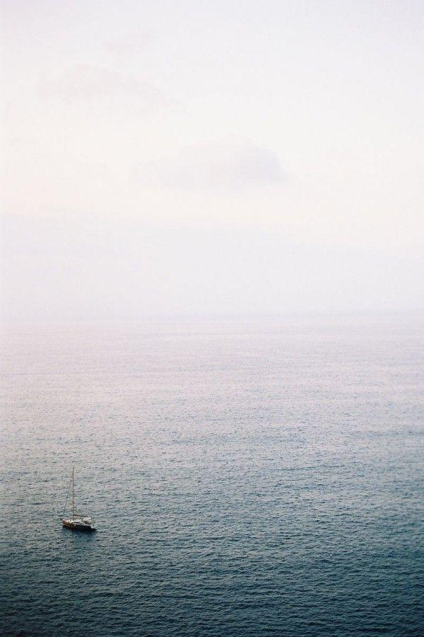 A Lovely Thyme - Tec Petaja single boat on the water