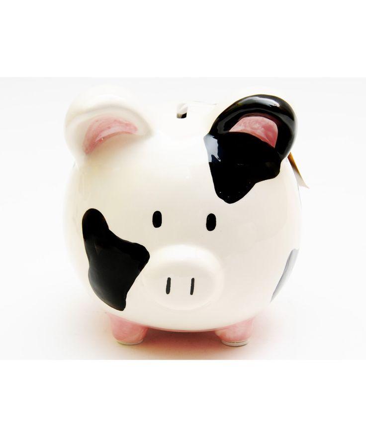 Marrano Vaca - Alcancía. $77.000 COP. Encuentra más ideas de regalo para desear un mejórate pronto en https://www.giferent.com/regalos-mejorate-pronto