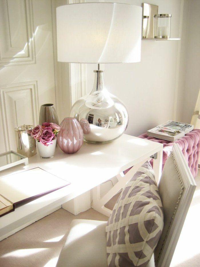 les 25 meilleures id es concernant chambres romantiques. Black Bedroom Furniture Sets. Home Design Ideas