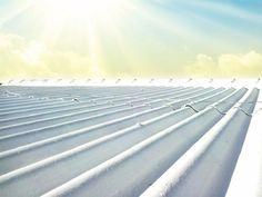 Tinta térmica ajuda a reduzir a temperatura dos ambientes