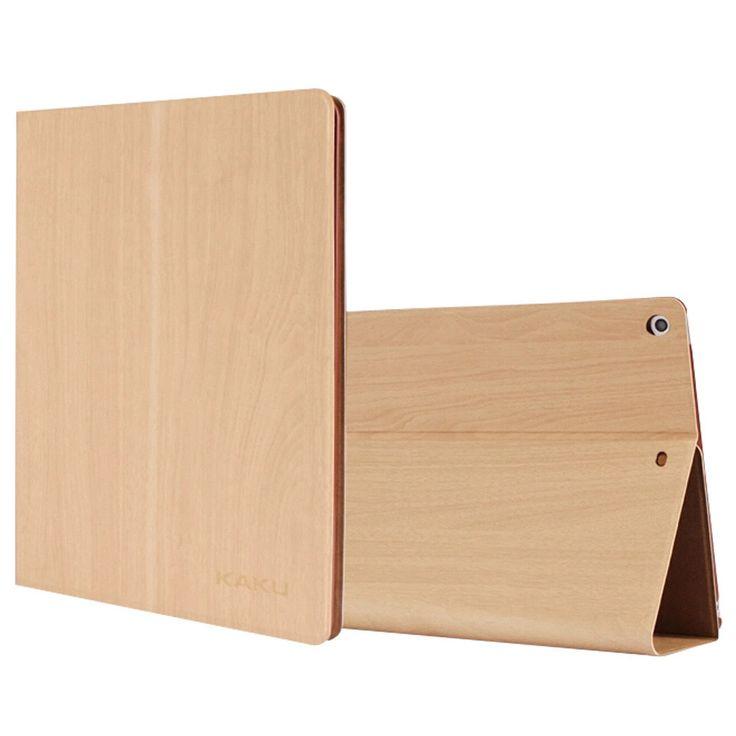 Latest iPad Case iPad Mini 1/2/3 Protective Cases Slim Cover White Wood Grain