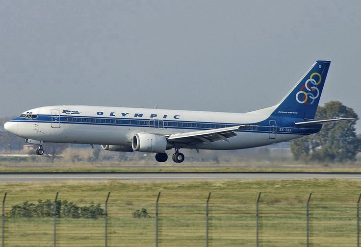 Olympic Airways B 737-400 [SX-BKK]