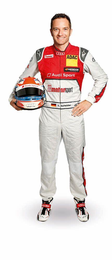 Timo Scheider fährt 2016 Audi Sport Team Phoenix in der DTM