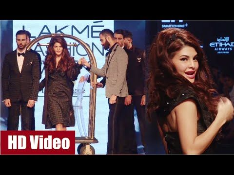 WATCH Jacqueline Fernandez stunning ramp walk at Lakme Fashion Week 2016 for Ashish Soni. See the full video at : https://youtu.be/XHekXxsHhFc #jacquelinefernandez #lakmefashionweek #bollywood #bollywoodnews #bollywoodnewsvilla