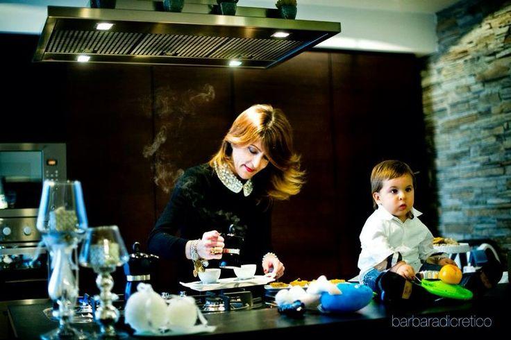 #barbaradicretico #mother #son #coffee #italianphotographer #photography #familyportrait