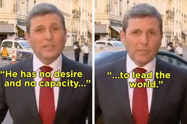 06/08/17 | Australian Journalist's Brutal Takedown Of Trump's Foreign Policy