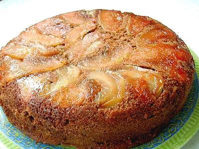 carrots cake with apples n raisins--yum