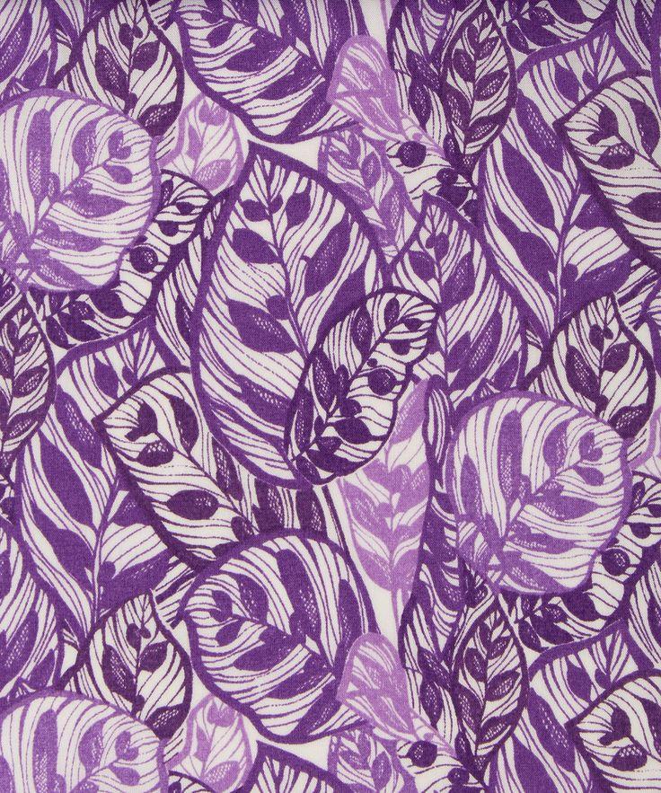 Liberty Art Fabrics Jungle Tana Lawn Cotton | Fabric | Liberty.co.uk