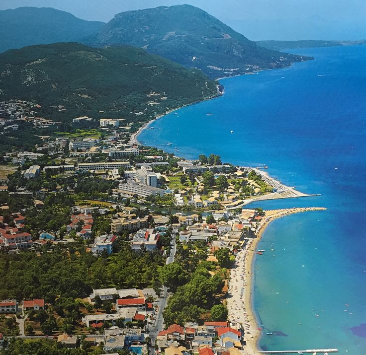 Messogi - Moraitika Corfu Greece