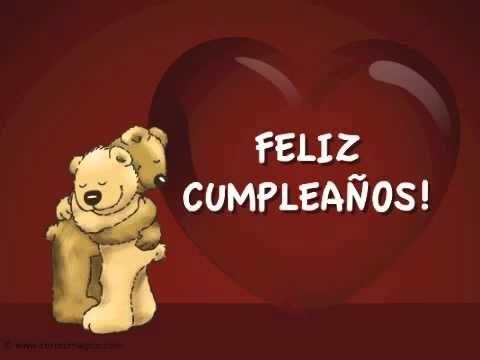 Tarjeta de Cumpleaños. Te envío un abrazo a la distancia - CorreoMagico.com
