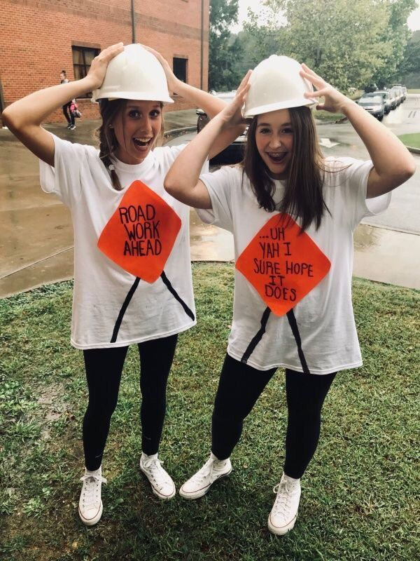 Creative Halloween Costumes For Friends.Pin On Halloween Costumes Food Etc