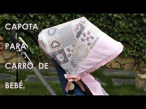 Saco y capota de bugaboo: Costura infantil. - Patronesmujer: Blog de costura, patrones y telas.