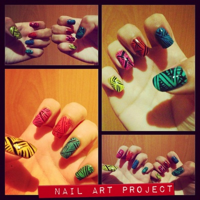 Week 6 nailartproject.tumblr.com