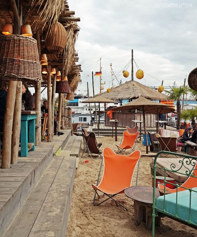 travel | hamburg sommer tipp | strandpauli beach club an der elbe | luziapimpinella.com