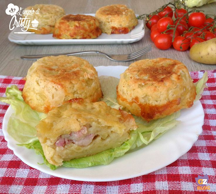 ... su Muffin Con Pancetta su Pinterest | Muffin, Muffin Salati e Pancetta
