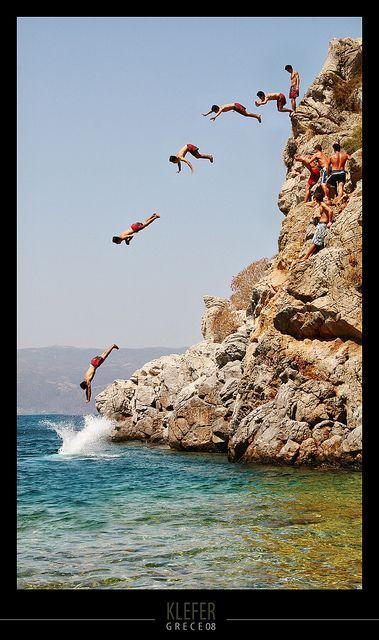 Ydra jumper, Peireas, Attiki, Greece