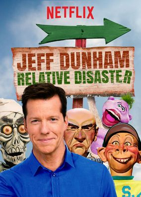 Jeff Dunham: Relative Disaster (2017) - Ventriloquist Jeff Dunham brings his rude, crude and slightly demented posse of puppets to Ireland for a gleeful skewering of family and politics.