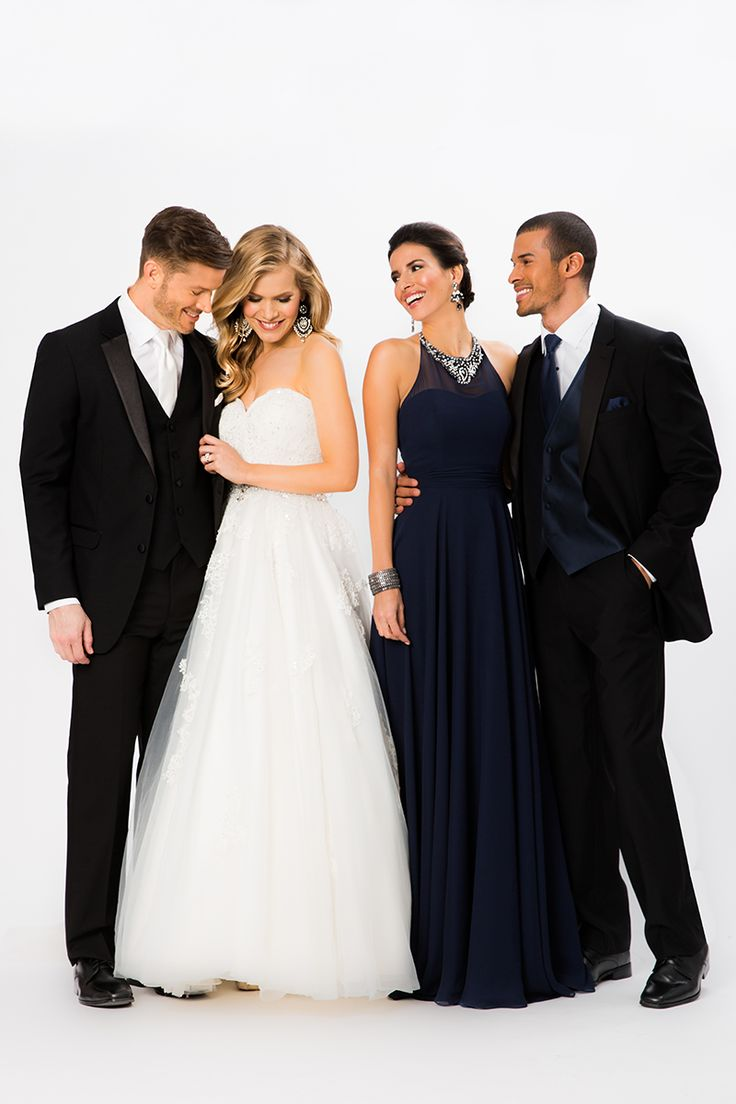 Introducing Alfred Angelo Groom, an online tuxedo rental program! Discover accessories in 62 colors to match + handsome rewards.
