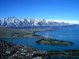 I would like to visit Queenstown in the South Island of New Zealand. I think that it looks beautiful there and I have never been to the South Island so this would be a great reason to go.